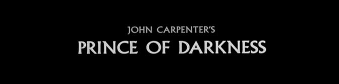 John Carpenter (V) – La llegada del anticristo