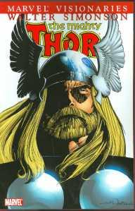 Thor Visionaries-Walt Simonson vol. 4