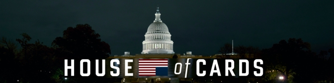 House of Cards, serie online de Netflix