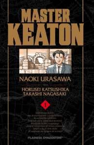 MASTER-KEATON_num1