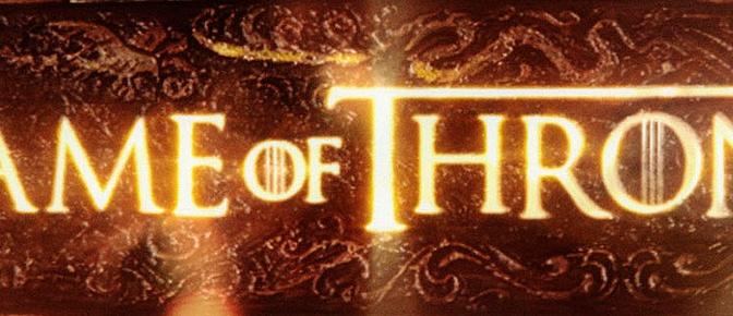 Juego de Tronos: Increible 4ª Temporada
