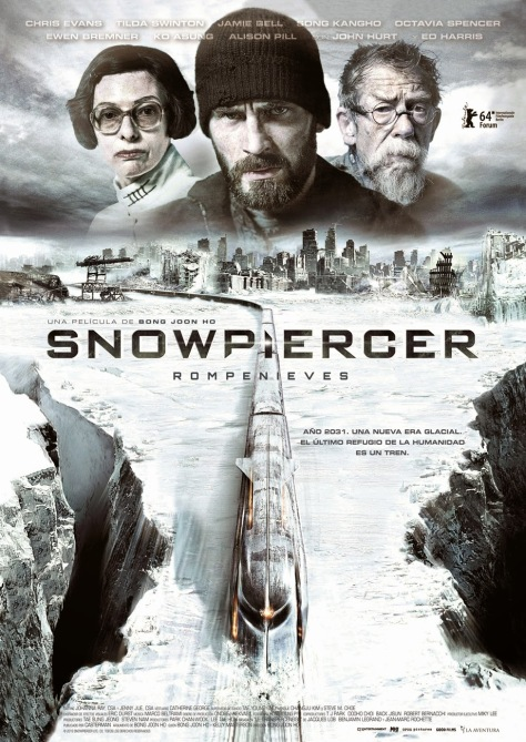 snowpiecer poster