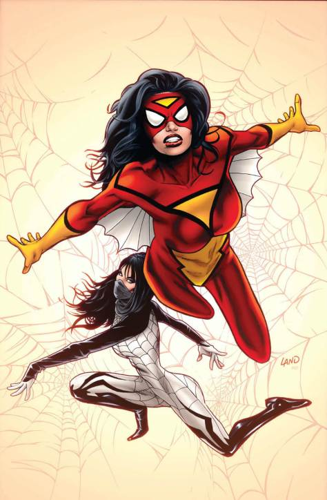 Spider-Woman_1_Portada_Land