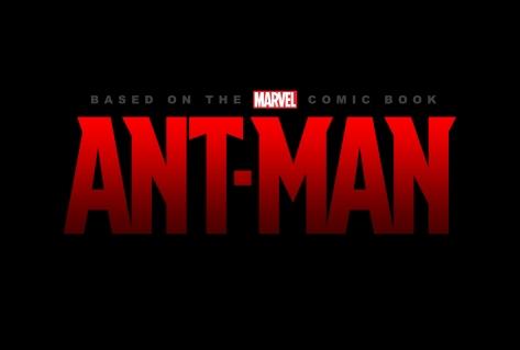 ANT-MAN logo | ©2012 Marvel Studios