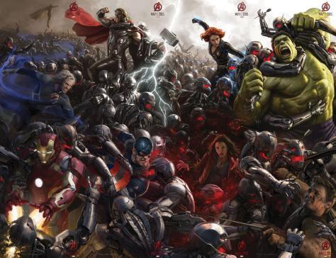 Avengers AoU Concept Art