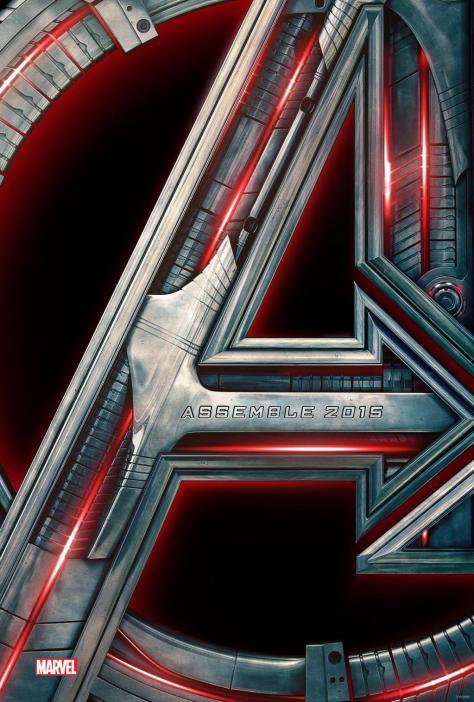 Avengers AoU Teaser Poster