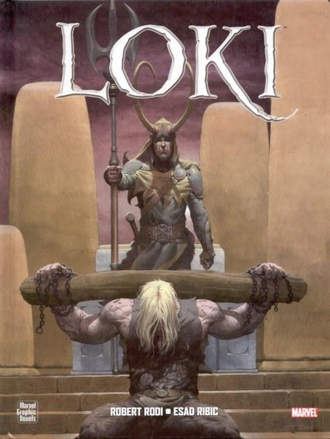 Esad Ribic - Loki1