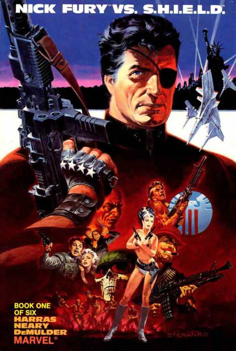 nickfury-vs-shield-steranko
