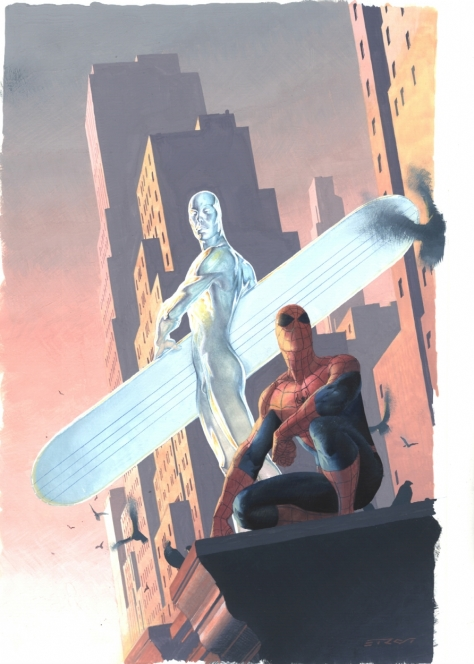 Silver Surfer (1)