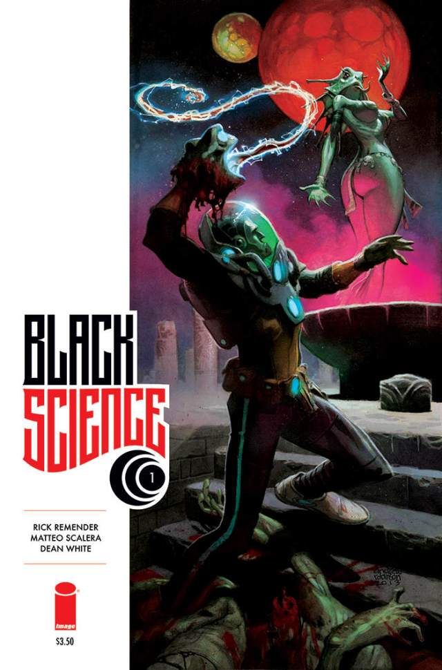 Black-Science