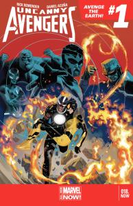 Uncanny Avengers 18
