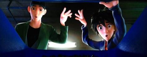 Big Hero 6 hiro & tadashi Hamada 02