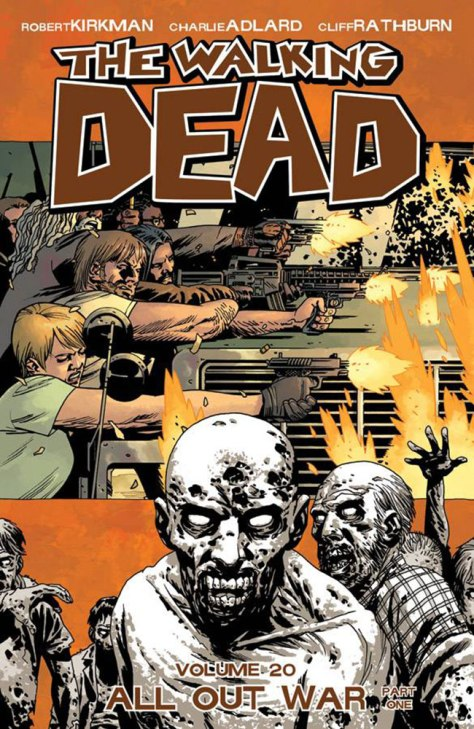 TWD TP21 All-out War