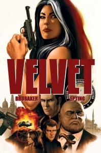 Velvet #1 Cover