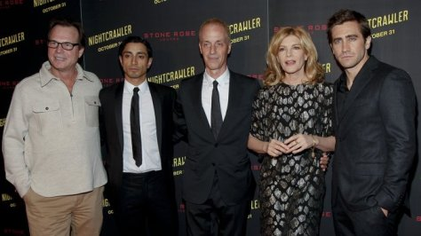 nightcrawler_premiere_cast