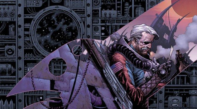 Fear Agent – El mejor comic de ciencia-ficción del año.