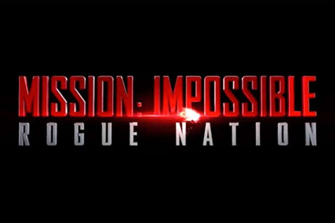 Misión: Imposible – Nación Secreta. Tom Cruise sigue en plena forma.