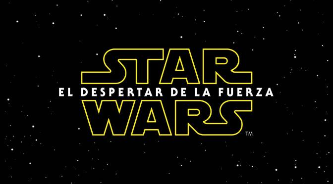 Trailer final de Star Wars: El despertar de la fuerza