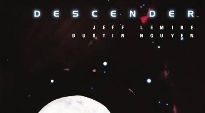 Descender, el nuevo comic de ciencia ficción de culto ya está aquí