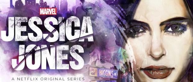 Jessica Jones, la nueva serie Marvel de Netflix