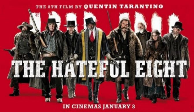 The hateful eight, la 8ª película de Quentin Tarantino