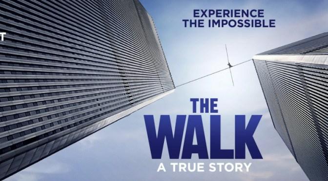 The Walk (El desafío), creerás que un hombre puede volar