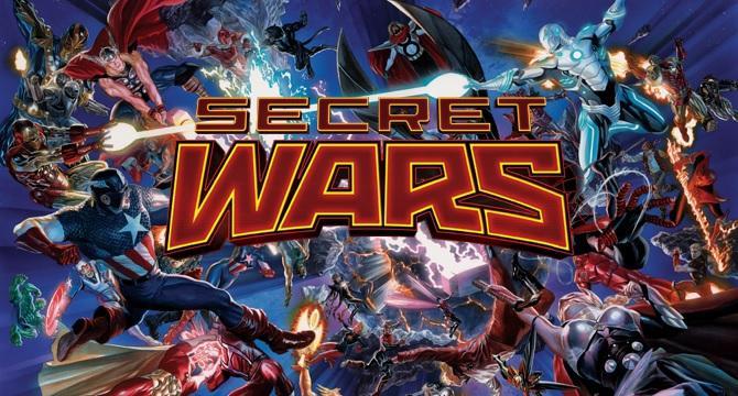 Secret Wars, el mejor evento de Marvel del siglo XXI