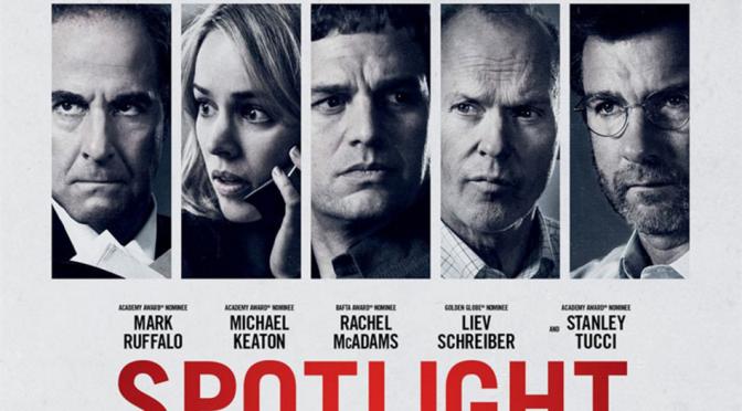 Spotlight, la verdad está ahí fuera
