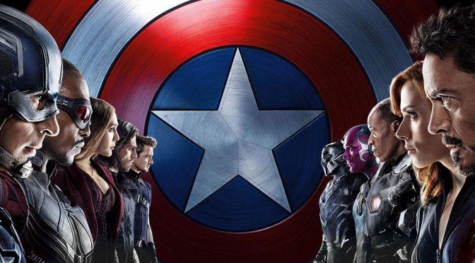 Dia de estreno: Capitán América – Civil War