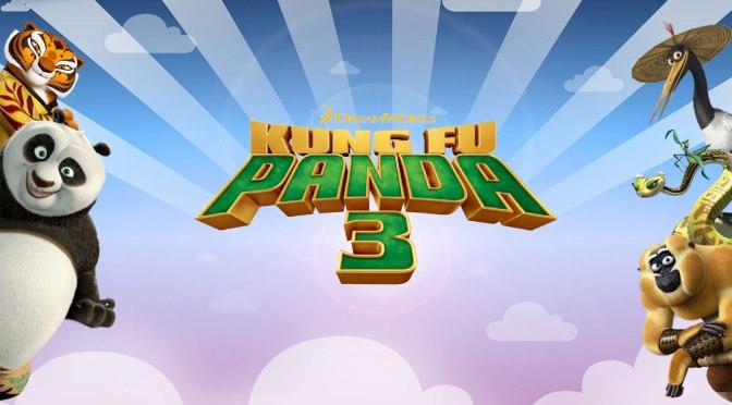 Kung Fu Panda 3 – Buen final de trilogía
