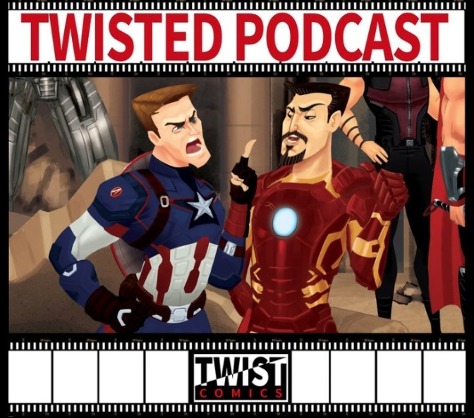 Nuevo Twisted Podcast