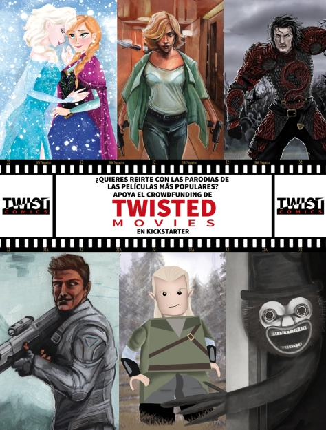 TWIST ANUNCIO Twisted Movies junio