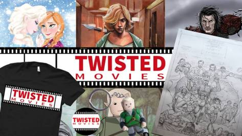 Twisted Movies - Recompensas