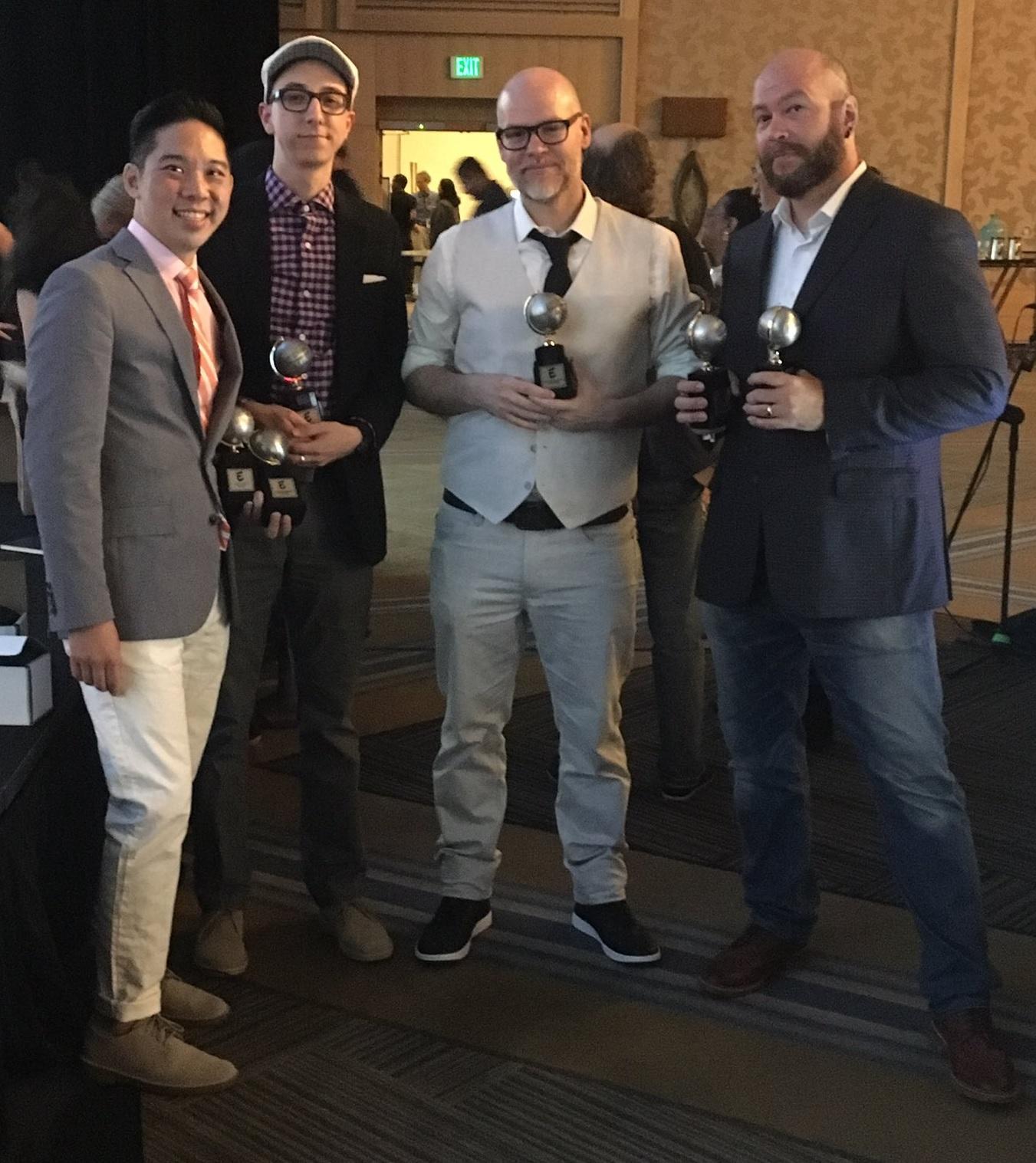 ganadores Eisners 2016