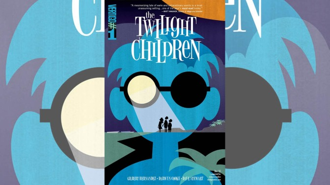 The Twilight Children de Gilbert Hernandez y Darwyn Cooke