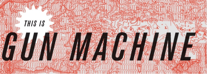 Gun Machine, thriller policiaco de Warren Ellis