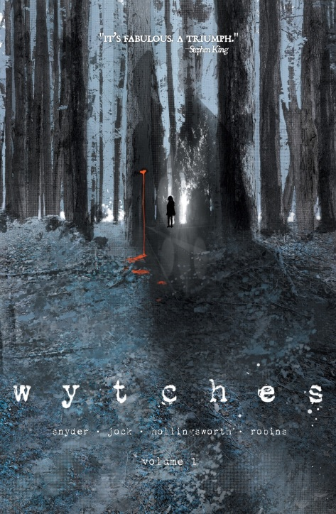Wytches Vol 1 cover