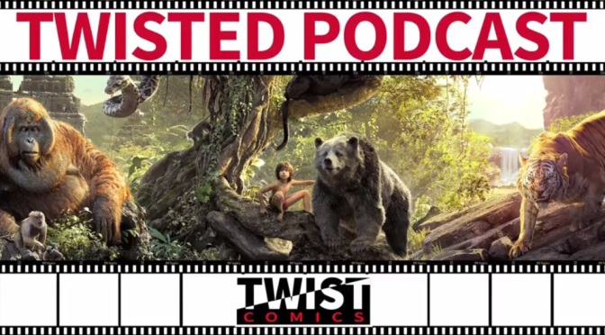 Twisted Podcast Episodio 8 – El libro de la selva