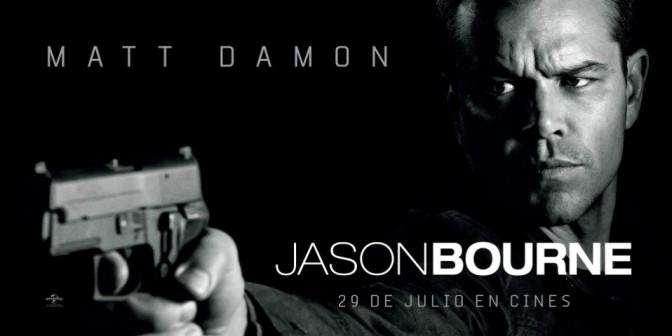 Jason Bourne, el tiempo pasa para todo el mundo