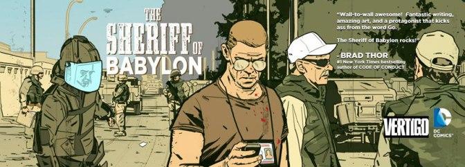 El Sheriff de Babylon, crímenes en zona de guerra
