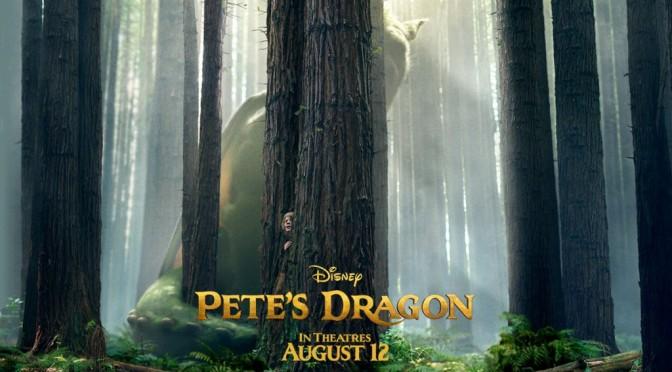Peter y el Dragón – La magia del cine en estado puro