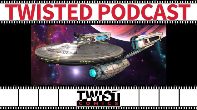 Twisted Podcast  Episodio 10 – Star Trek Más Allá