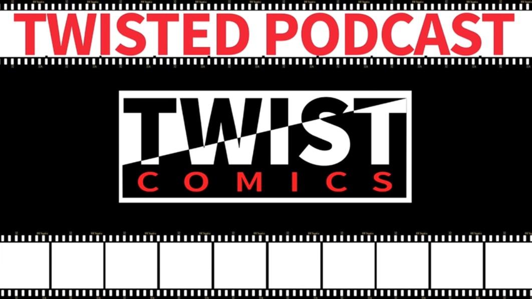 Twisted Podcast logo