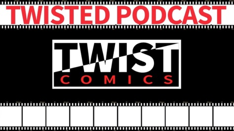 Twisted Podcast logo