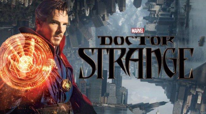 Doctor Strange, mágica diversión