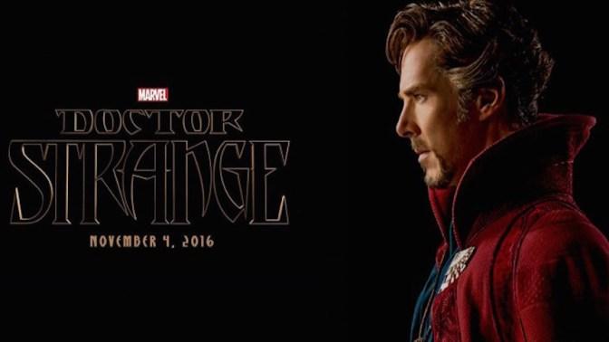 Dia de estreno – Doctor Extraño
