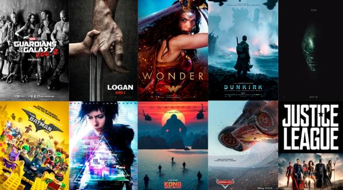 Las películas más esperadas de 2017