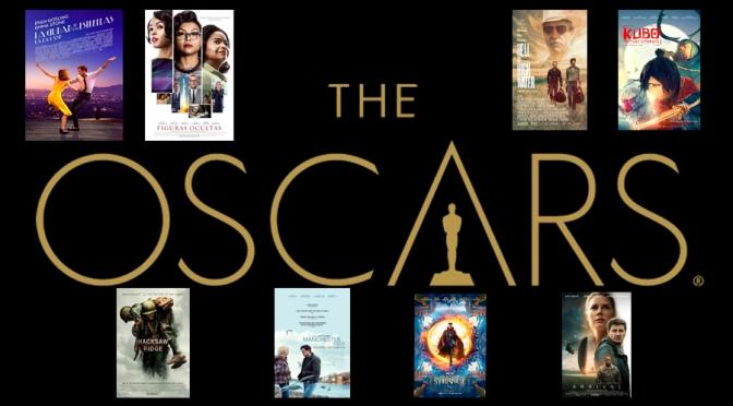 Mi quiniela para los Oscars 2017