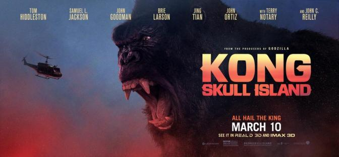 Kong: Skull Island – Espectáculo visual