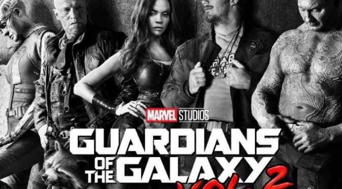 Día de estreno: Guardianes de la Galaxia Vol. 2